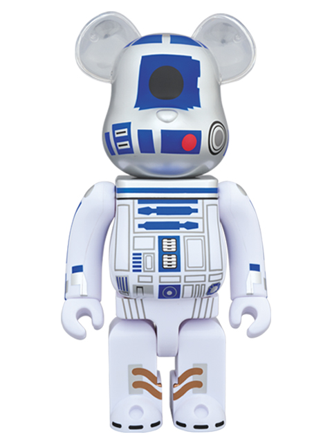 MEDICOM TOY EXHIBITION '18開催限定 R2-D2(TM)  BE@RBRICK ベアブリック 400%
