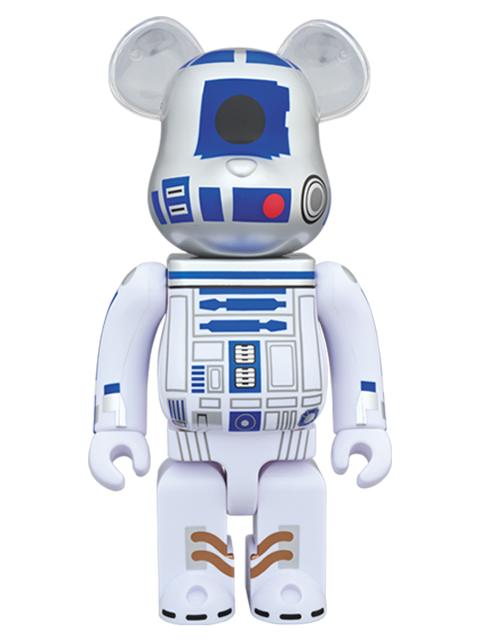 MEDICOM TOY EXHIBITION '18開催限定 R2-D2(TM)  BE@RBRICK ベアブリック 400%