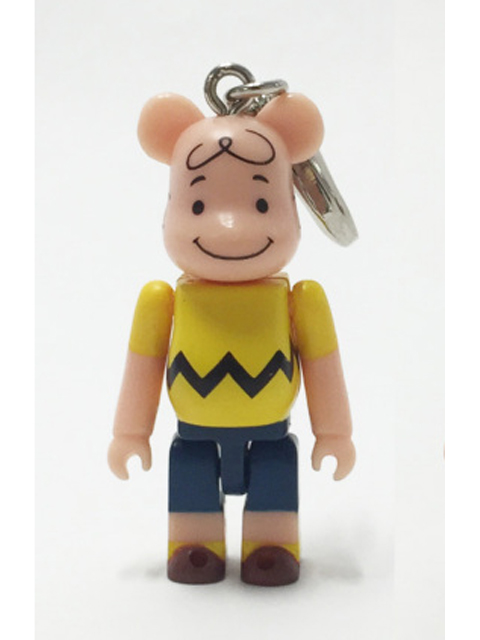 PEANUTS meets PARCO限定 CHARLIE BROWN BE@RBRICK 50%