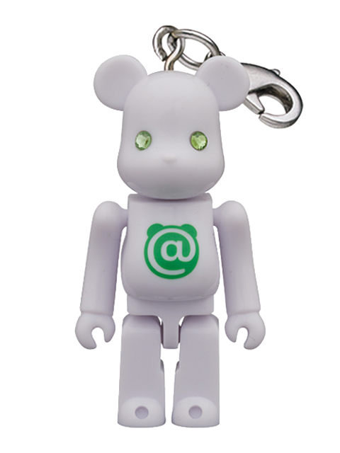 BE@RBRICK ONE LOVE WHITE Ver.