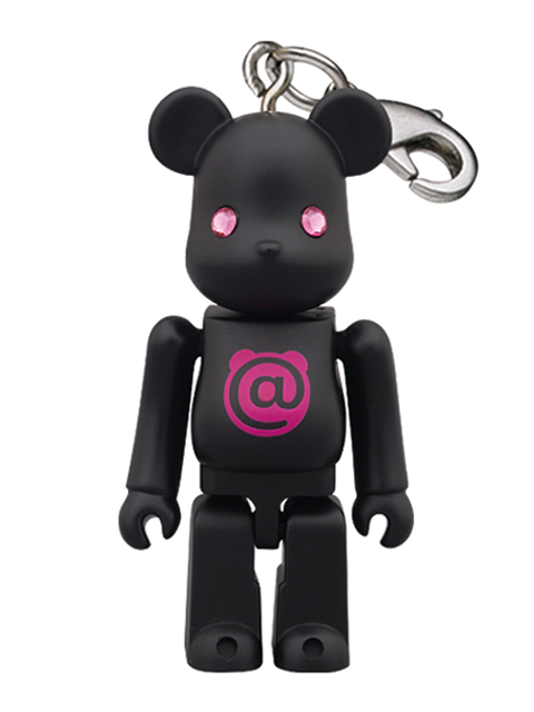 BE@RBRICK ONE LOVE BLACK Ver.