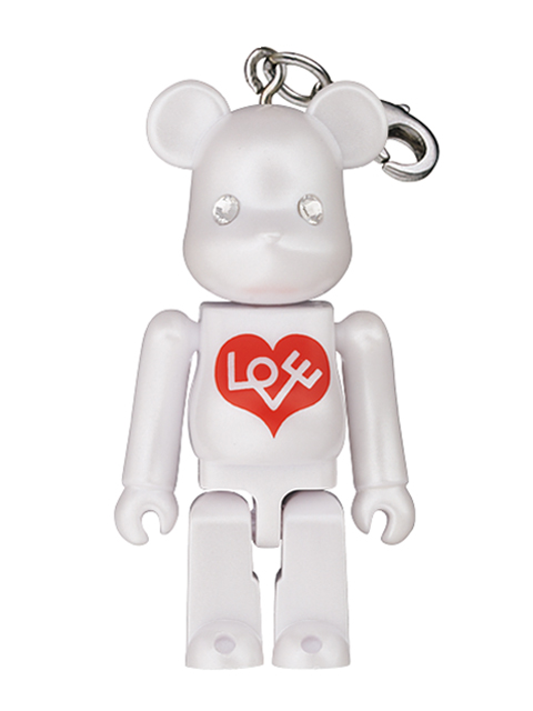 Happy BE@RBRICK 70% BIANCO