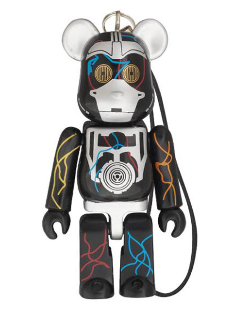 BE@RBRICK ベアブリック セブンイレブンxSTAR WARS EP1 3D C-3PO