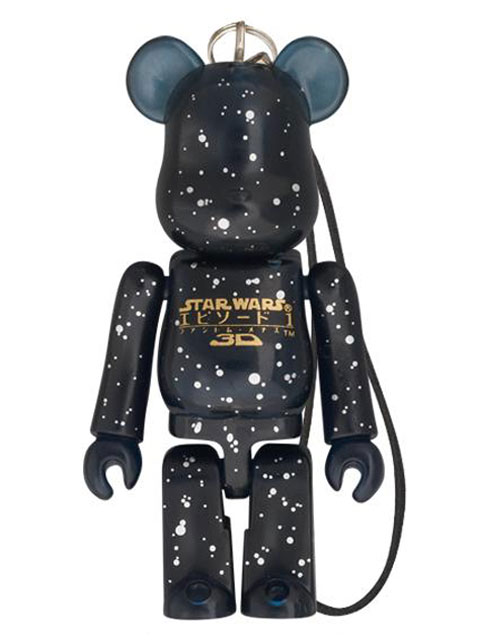BE@RBRICK ベアブリック セブンイレブンxSTAR WARS EP1 3D STAR WARS (スター・ウォーズ)