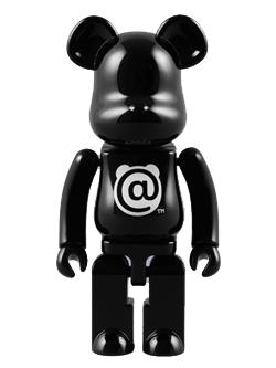 BE@RBRICK ベアブリック 超合金 BLACK Ver. 200%