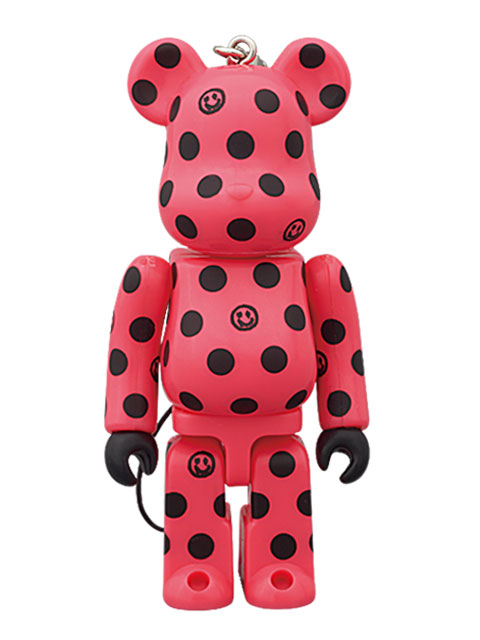 WORLD WIDE LOVE  DEATH DOT  BE@RBRICK 100%