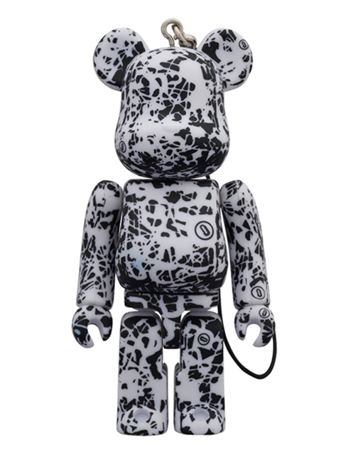 WORLD WIDE TOUR BE@RBRICK ベアブリック 100% JAM HOME MADE