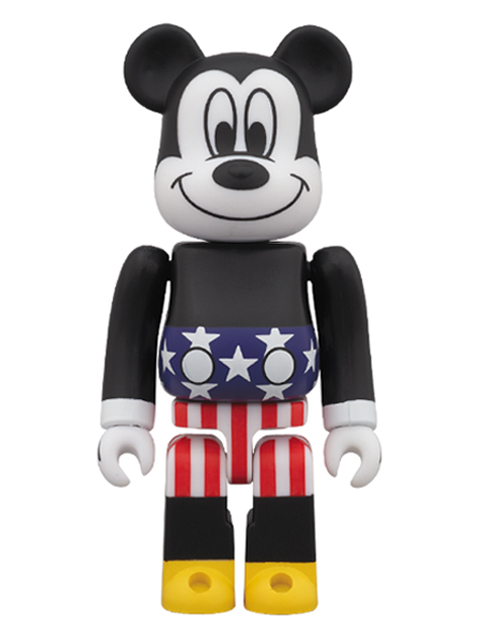 JOYRICH限定 MICKEY MOUSE BE@RBRICK ベアブリック 100% USAver.