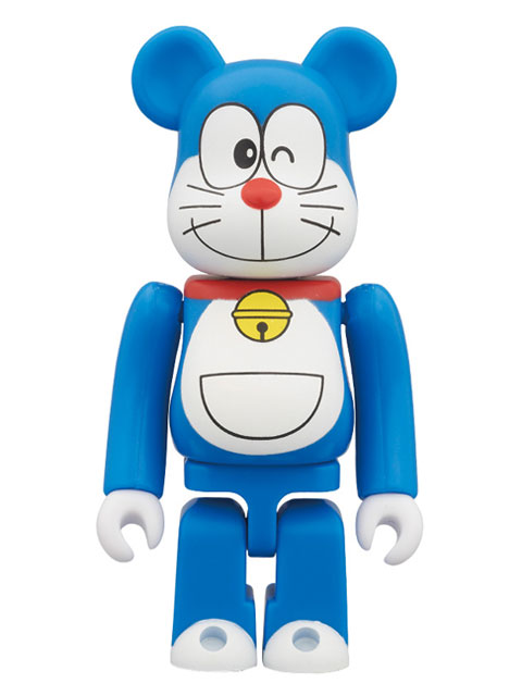 WORLD WIDE TOUR2 in OSAKA BE@RBRICK ベアブリック ドラえもん 100%