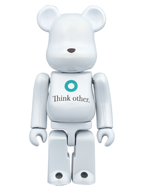i am OTHER BE@RBRICK ベアブリック 100%
