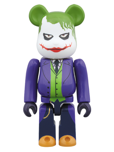 THE JOKER BE@RBRICK ベアブリック 100%