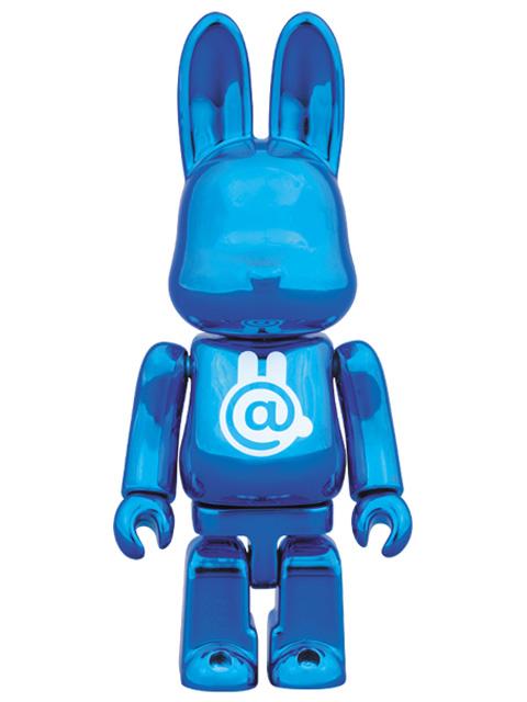 R@BBRICK ラブリック CHROME BLUE 100%