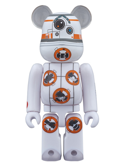 BB-8 TM ANA JET STARWARS BE@RBRICK ベアブリック 100%