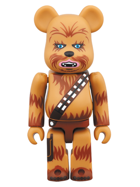 CHEWBACCA(TM)STARWARS BE@RBRICK ベアブリック 100%
