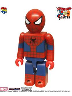 BLISTER限定 KUBRICK SPIDER-MAN