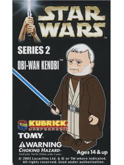KUBRICK STAR WARS SERIES2 OBI-WAN KENOBI