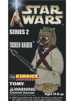 KUBRICK STAR WARS SERIES2 TUSKEN RAIDER