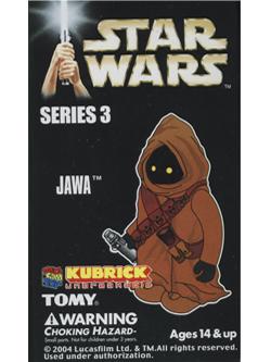KUBRICK STAR WARS SERIES3 JAWA