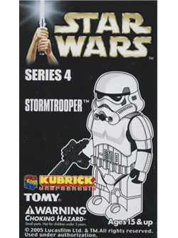 KUBRICK STAR WARS SERIES4 STORMTROOPER
