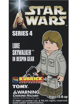 KUBRICK STAR WARS SERIES4 LUKE SKYWALKER IN BESPIN GEAR
