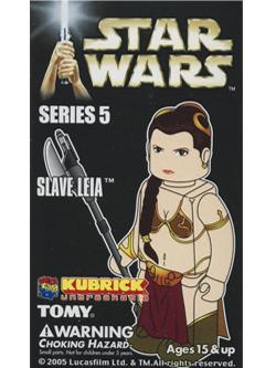KUBRICK STAR WARS SERIES5 SLAVE LEIA