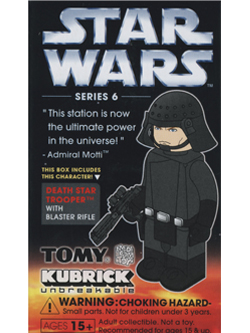 KUBRICK STAR WARS SERIES6 DEAH STER TROOPER