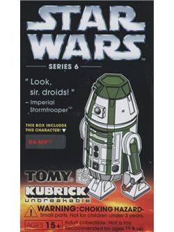 KUBRICK STAR WARS SERIES6 R4-M9
