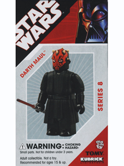 KUBRICK STAR WARS SERIES8 DARTH MAUL