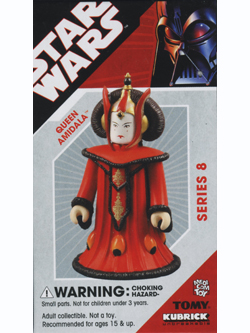 KUBRICK STAR WARS SERIES8 QUEEN AMIDALA