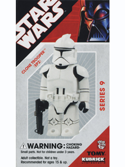 KUBRICK STAR WARS SERIES9 CLONE TROOPER(EP2)