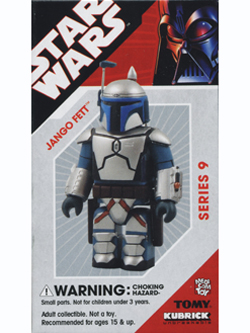 KUBRICK STAR WARS SERIES9 JANGO FETT