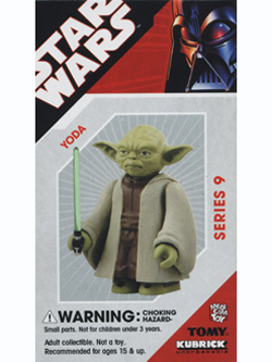 KUBRICK STAR WARS SERIES9 YODA(EP2)