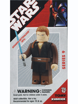 KUBRICK STAR WARS SERIES9 ANAKIN SKYWALKER(EP2)