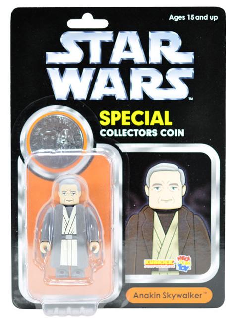 KUBRICK STAR WARS EXHIBITION'10 Anakin Skywalker