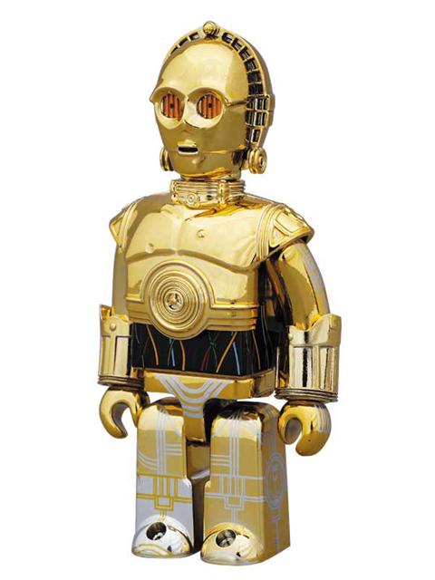 WF2010(夏)限定 KUBRICK キューブリック C-3PO Removable Limbs 100%