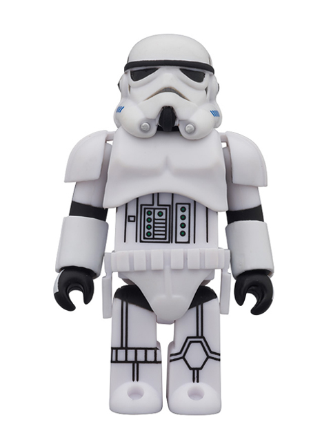 MEDICOM TOY 15th ANNIVERSARY EXHIBITION限定 KUBRICK STORMTROOPER(TM)