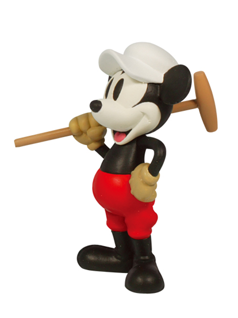 MICKEY MANIA (ミッキーマニア) SERIES2 019 MIKEY'S POLO TEAM (ミッキーのポロゲーム)