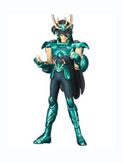 超造形魂 聖闘士星矢 PART1 ドラゴン紫龍
