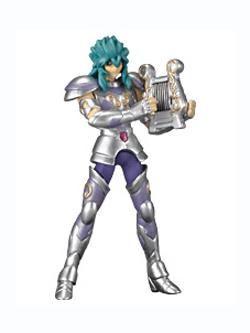 超造形魂 聖闘士星矢 PART1 ライラ オルフェ