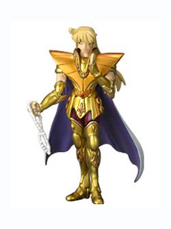 超造形魂 聖闘士星矢 PART1 バルゴ シャカ
