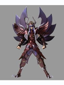 超造形魂 聖闘士星矢 PART2 ガルーダ アイアコス