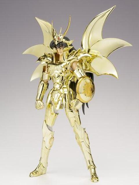 魂ウェブ限定商品 聖闘士聖衣神話 ドラゴン紫龍(神聖衣) ORIGINAL COLOR EDITION