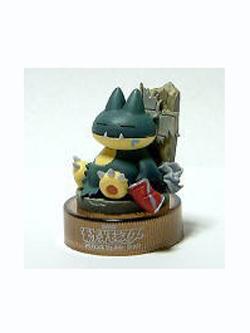 711限定 ポケモンフィギュアコレクション 裂空の訪問者 ゴンベ