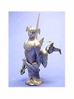 WF限定 デビルマンアートコレクション 三枝徹シルバーVer.
