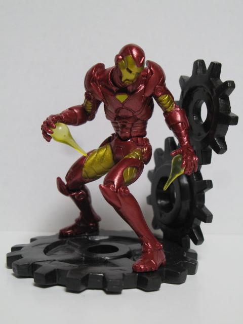 HG MARVEL HEROS 4 アイアンマン