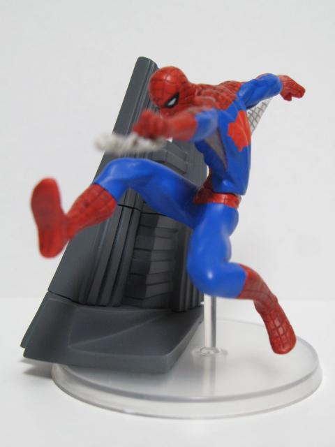HG MARVEL HEROS 4 スパイダーマン
