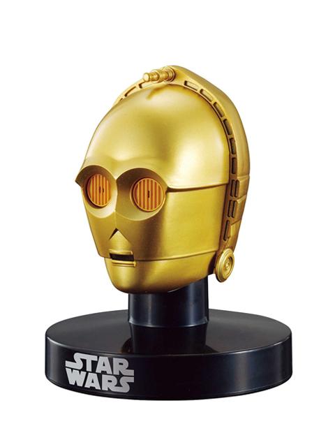 スター・ウォーズ ヘルメットレプリカコレクション C-3PO