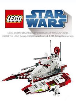 STAR WARS CELEBRATION JAPAN限定 LEGO 7679 リパブリック・アタック・タンク