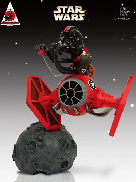 STAR WARS CELEBRATION JAPAN限定 スターウォーズ カスタムズ TIEファイターパイロット