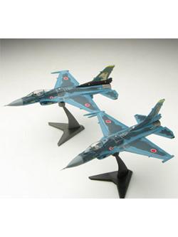 WF2010(冬)限定 1/144 WORK SHOP 日本の翼コレクション2機セット